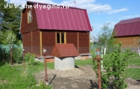 "СНТ ""Рябинушка"", дача 30 м² на участке 6 сот."