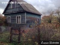 Продам участок со старым домом